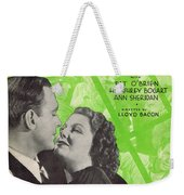 How Could You Weekender Tote Bag