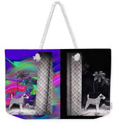 How Much Is That Doggy In The Window Weekender Tote Bag
