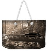 How To Tour Mountains Weekender Tote Bag