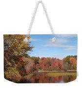 Howard's Lake Weekender Tote Bag