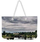 Hoyt Lake Delaware Park 0003 Weekender Tote Bag