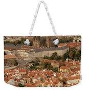 Hradcany In Prague Weekender Tote Bag
