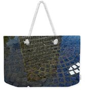 Hsbc Plaza Reflection Weekender Tote Bag