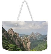 Huangshan Granite 1 Weekender Tote Bag