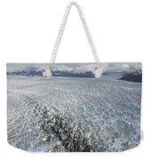 Hubbard Glacier, Gilbert Point Weekender Tote Bag