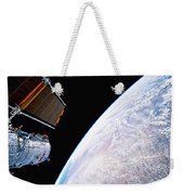 Hubble Space Telescope Weekender Tote Bag