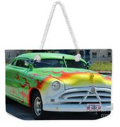 Hudson Low Rider Roadster Weekender Tote Bag