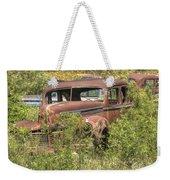Hudson Sedan Weekender Tote Bag