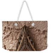 Huge Moth On Stucco In Las Vegas Weekender Tote Bag