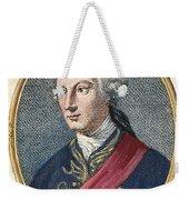 Hugh Percy (1742-1817) Weekender Tote Bag