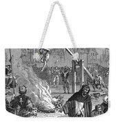 Huguenots: Persecution Weekender Tote Bag