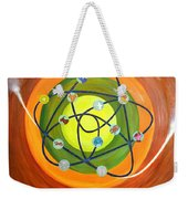 Human Birth Sign Weekender Tote Bag