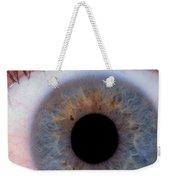 Human Eye Weekender Tote Bag