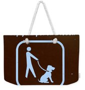 Human Too Weekender Tote Bag