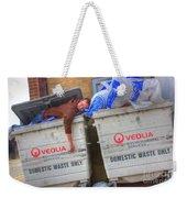 Human Waste  Weekender Tote Bag
