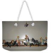 Hummel Nativity Set Weekender Tote Bag