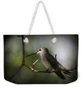 Hummingbird - Under The Canopy Weekender Tote Bag