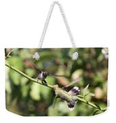 Hummingbird - You Have Done It Now Weekender Tote Bag
