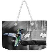 Hummingbird Wings II Weekender Tote Bag