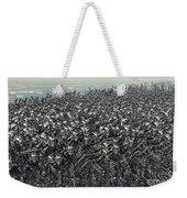 Hundreds Of Robots Running Wild Weekender Tote Bag