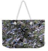 Hundreds - Tree Swallows Weekender Tote Bag