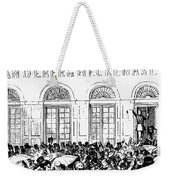 Hungarian Home Rule, 1848 Weekender Tote Bag by Granger
