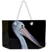 Hungry Pelican Weekender Tote Bag