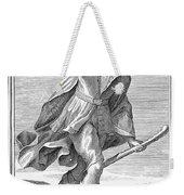 Hunting Horn, 1723 Weekender Tote Bag