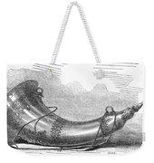 Hunting Horn, 1869 Weekender Tote Bag