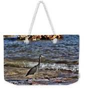 Hunting In The Shallows Weekender Tote Bag