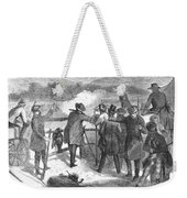 Hunting: Turkey, 1867 Weekender Tote Bag