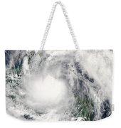 Hurricane Alex Weekender Tote Bag
