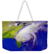 Hurricane Floyd Weekender Tote Bag