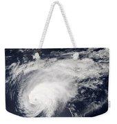 Hurricane Gordon Over The Atlantic Weekender Tote Bag