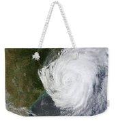 Hurricane Isaac Makes Its Second Weekender Tote Bag