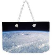 Hurricane Isabel Weekender Tote Bag