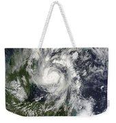 Hurricane Paula Weekender Tote Bag