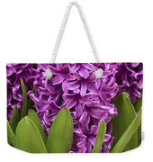 Hyacinth Hyacinthus Sp Miss Saigon Weekender Tote Bag