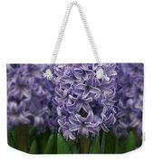Hyacinth Hyacinthus Sp Skyline Variety Weekender Tote Bag