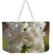 Hyacinth Weekender Tote Bag