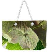 Hydrangea Macro Weekender Tote Bag