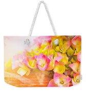 Hydrangeas In Bloom Weekender Tote Bag