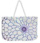 Hydrophyte Stem And Aerenchyma Weekender Tote Bag