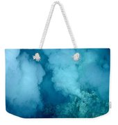 Hydrothermal Smoker Vent Weekender Tote Bag by Science Source
