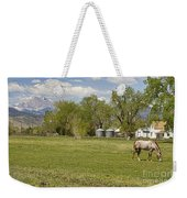 Hygiene Colorado Boulder County Scenic View Weekender Tote Bag