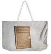 Hymnal Weekender Tote Bag