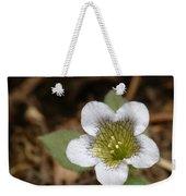 Hyoscyamus Flower Weekender Tote Bag