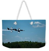 I 39 Fighter Jets Weekender Tote Bag