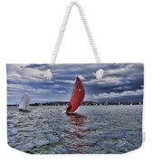 I Am Sailing V2 Weekender Tote Bag