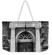 I Am The Door Weekender Tote Bag